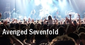 Avenged Sevenfold US Cellular Coliseum tickets