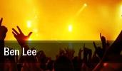 Ben Lee Club Cafe tickets