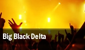 Big Black Delta tickets