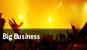 Big Business Maxwell's Concerts and Events tickets