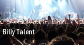 Billy Talent Encana Event Centre tickets
