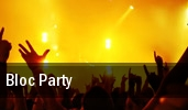 Bloc Party Washington tickets