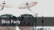 Bloc Party Wellmont Theatre tickets