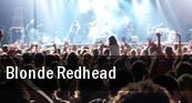 Blonde Redhead tickets