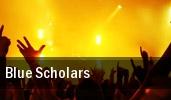 Blue Scholars New York tickets