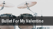 Bullet For My Valentine The Fox Theatre tickets