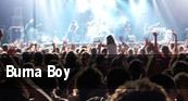 Burna Boy Showbox SoDo tickets