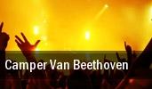 Camper Van Beethoven Bowery Ballroom tickets