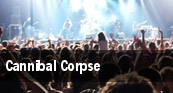 Cannibal Corpse Fitzgerald's tickets