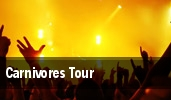 Carnivores Tour Fiddlers Green Amphitheatre tickets