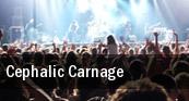 Cephalic Carnage tickets