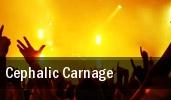 Cephalic Carnage Denver tickets