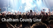 Chatham County Line The Garage tickets