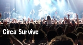Circa Survive Music Farm tickets