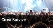 Circa Survive Sherman Theater tickets