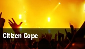 Citizen Cope Carnegie Library Music Hall Of Homestead tickets