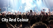 City And Colour Centre In The Square tickets