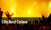 City And Colour Stuttgart tickets