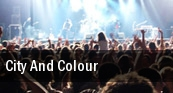 City And Colour Washington tickets