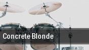 Concrete Blonde tickets