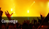 Converge Houston tickets