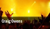 Craig Owens Cleveland tickets