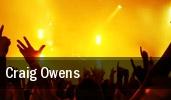 Craig Owens Trocadero tickets