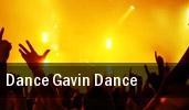 Dance Gavin Dance Worcester tickets