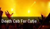 Death Cab for Cutie Jacobs Pavilion tickets