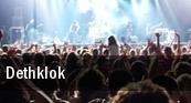 Dethklok Showbox SoDo tickets