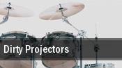 Dirty Projectors Pontiac tickets