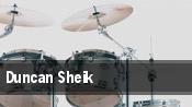 Duncan Sheik Berklee Performance Center tickets