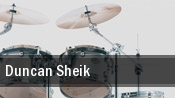 Duncan Sheik Boston tickets