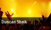 Duncan Sheik Jupiter tickets