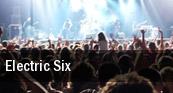 Electric Six Bowery Ballroom tickets