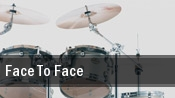 Face To Face Fort Lauderdale tickets