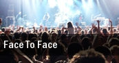 Face To Face The Glass House tickets