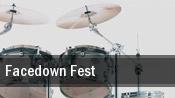 Facedown Fest tickets