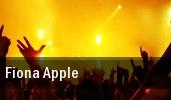 Fiona Apple Thackerville tickets