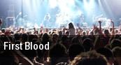 First Blood Worcester Palladium tickets