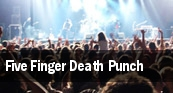 Five Finger Death Punch Bristow tickets