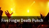 Five Finger Death Punch Bristow tickets