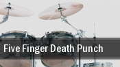 Five Finger Death Punch Palmer tickets