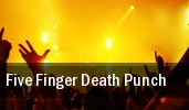 Five Finger Death Punch Time Warner Cable Uptown Amphitheatre tickets
