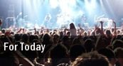 For Today House Of Blues tickets