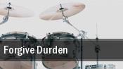 Forgive Durden Irvine tickets