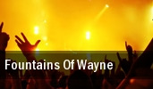 Fountains of Wayne Milwaukee tickets