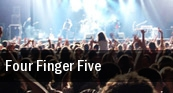 Four Finger Five Muskegon tickets