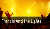 Francis And The Lights tickets