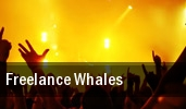 Freelance Whales World Cafe Live at The Queen tickets